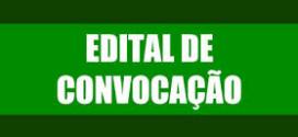 Edital Convocação – Programa de Inovação e Sustentabilidade