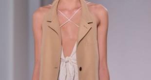 """O """"despir chic"""" de Jil Sander, um dos destaques da semana de moda de Milão"""