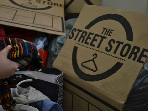"""Instalação da """"loja"""" acontece no dia 8 de novembro, no Núcleo Vinde à Mim (Foto: Acesso/Divulgação)"""