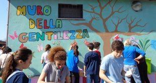 Muro da Gentileza - Itália