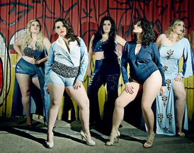 FASHION WEEKEND PLUS SIZE 2017